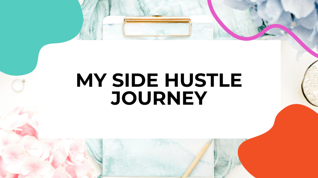 sidepreneur featured image with clipboard and title text