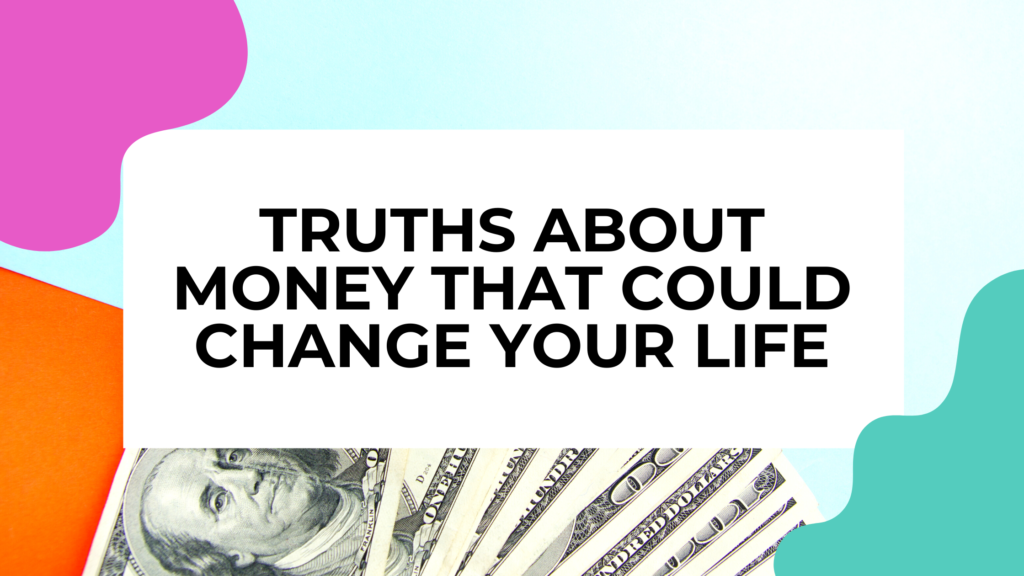 featured image with cash stock photo and title text